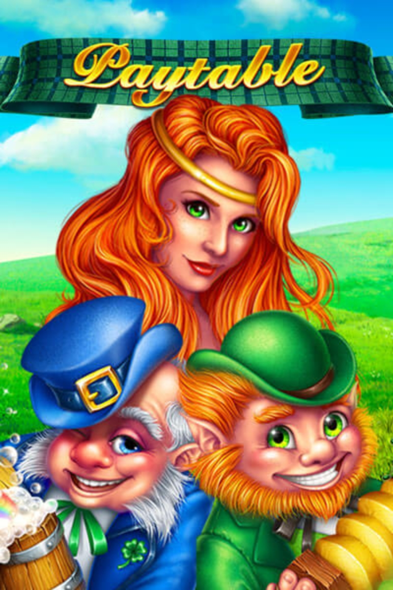 The Irish Love Online Slot Demo Game by 1x2 Gaming