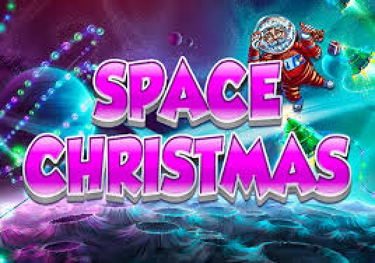 The Space Christmas Online Slot Demo Game by 1x2 Gaming
