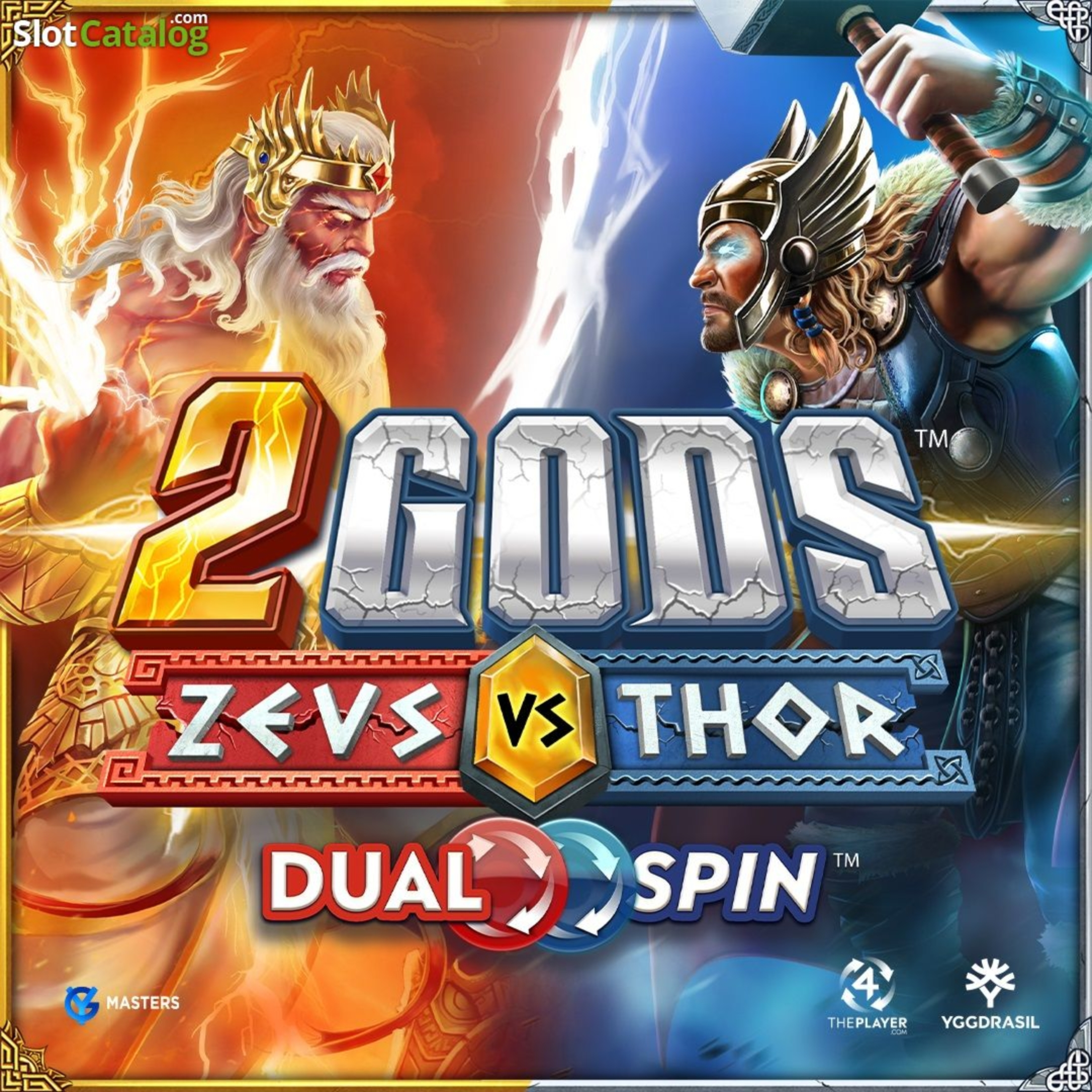 The Zeus Vs Thor Online Slot Demo Game by 4ThePlayer