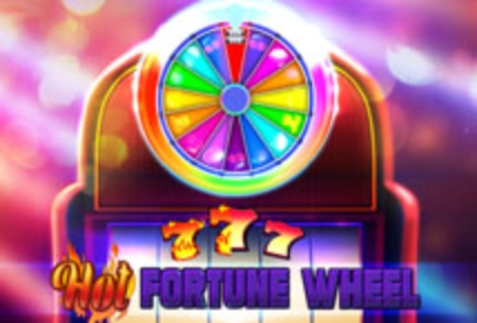 Reels in Hot Fortune Wheel Slot Game by 7mojos