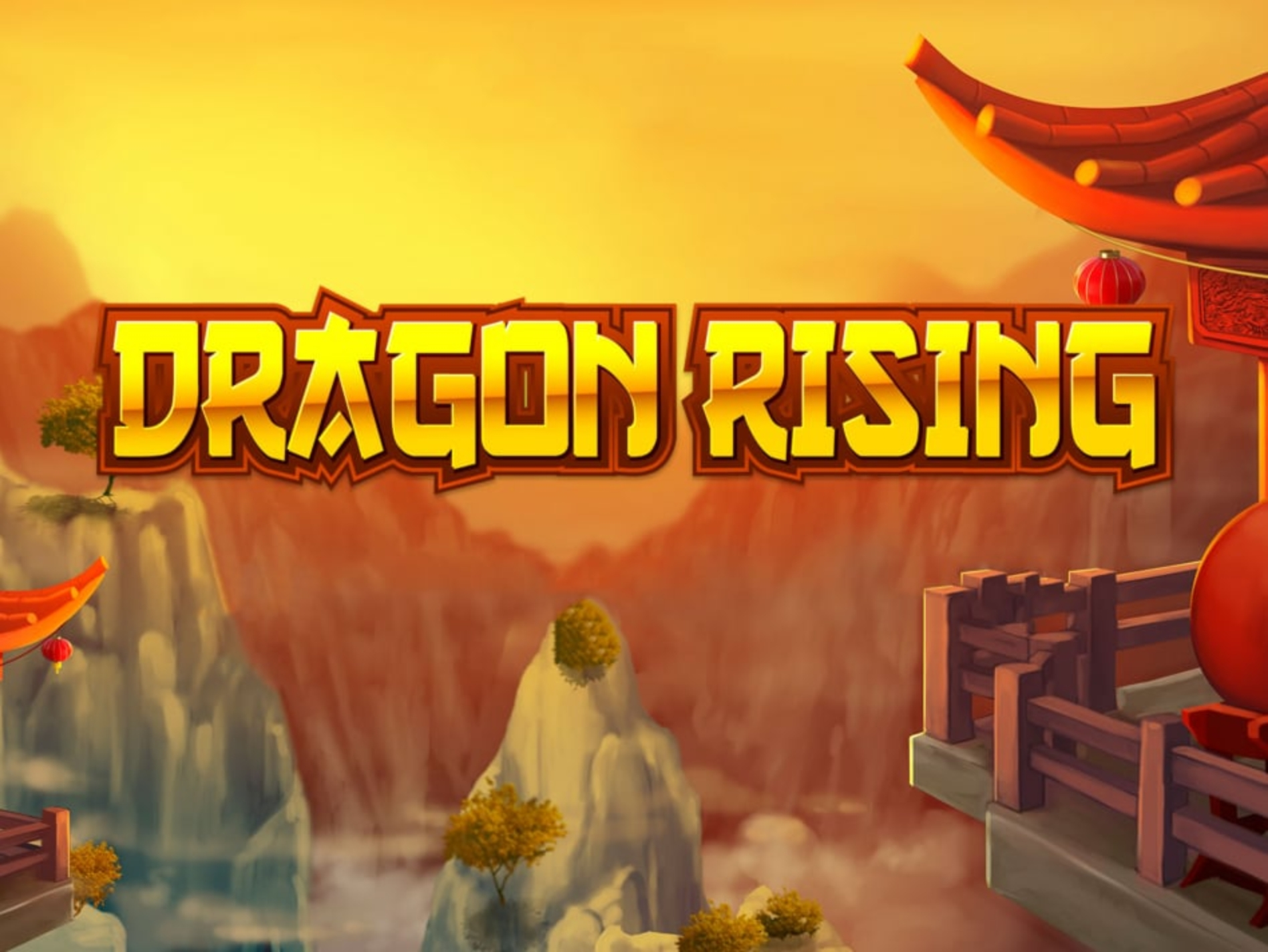 The Dragon Rising Online Slot Demo Game by Caleta Gaming