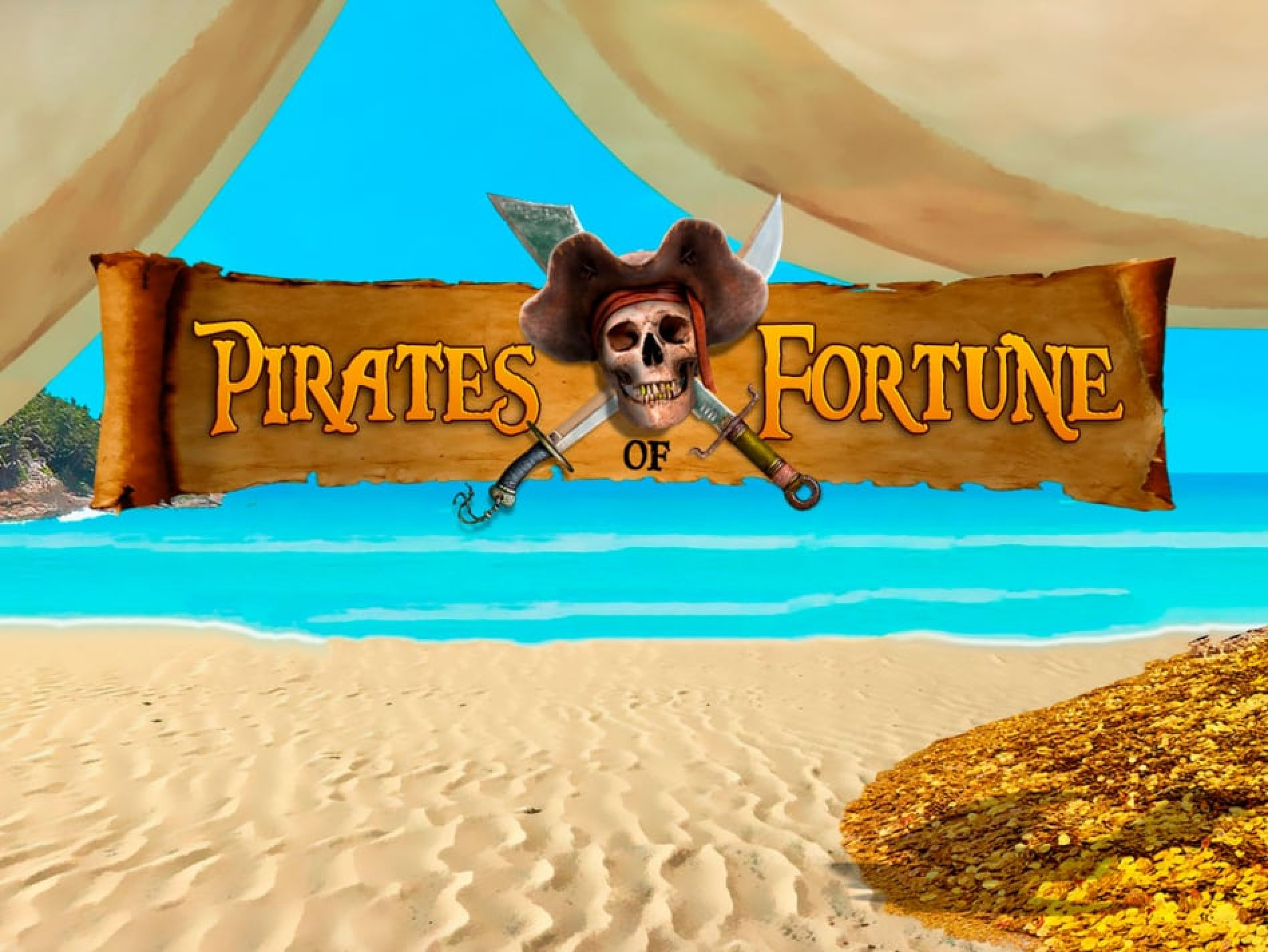 The Pirates of Fortune Online Slot Demo Game by Caleta Gaming