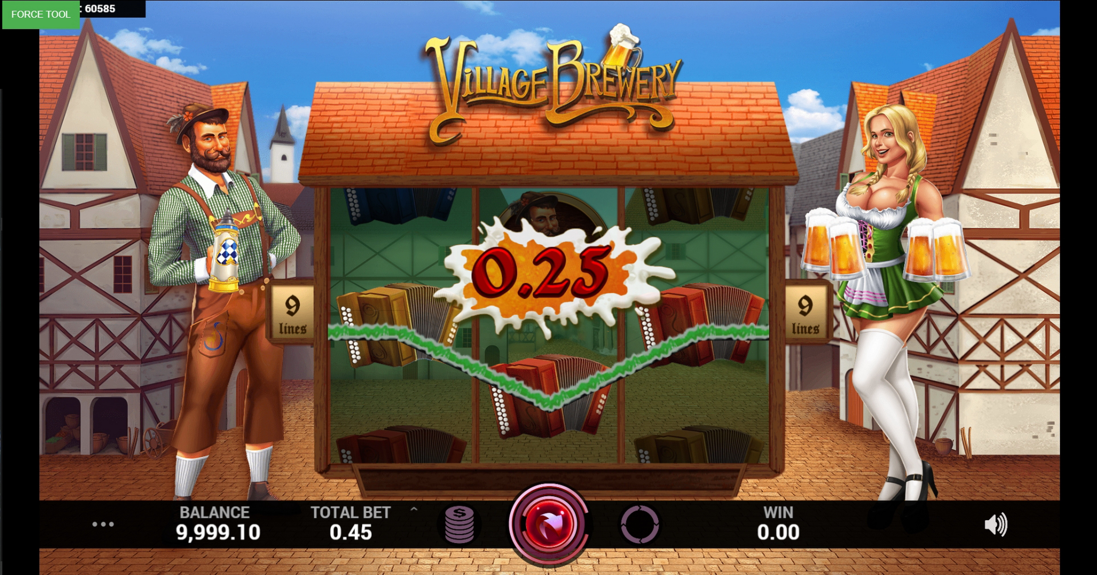 Win Money in Village Brewery Free Slot Game by Caleta Gaming