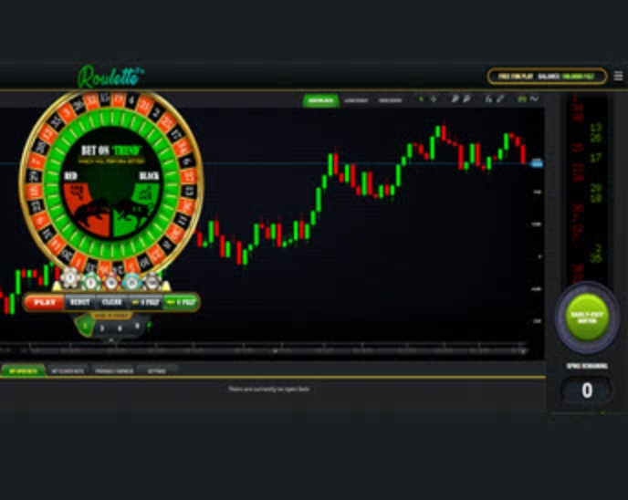 The Roulette FX Online Slot Demo Game by Candle Bets