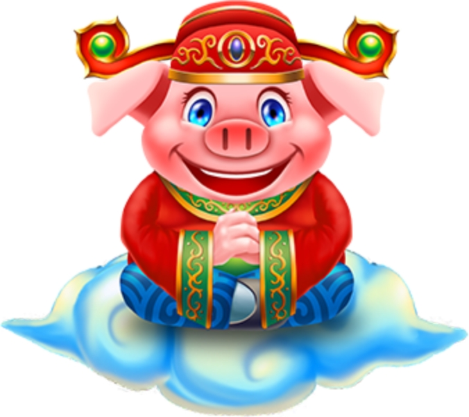The Pig of Fortune Online Slot Demo Game by D-Tech