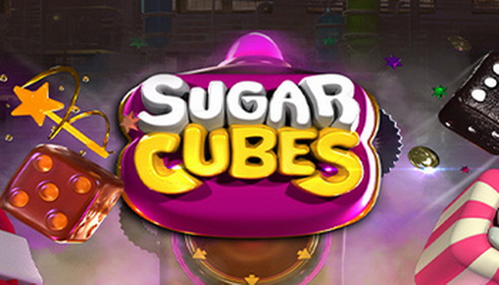 The Sugar Cubes Halloween Online Slot Demo Game by DiceLab