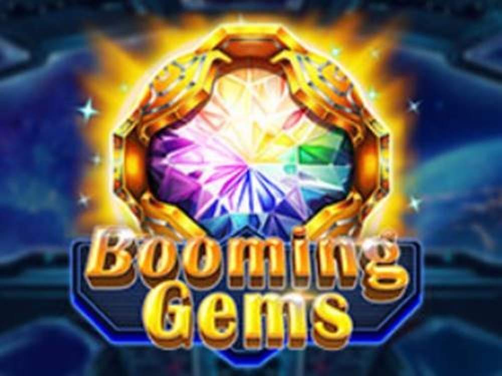 The Booming Gems Online Slot Demo Game by Dragoon Soft