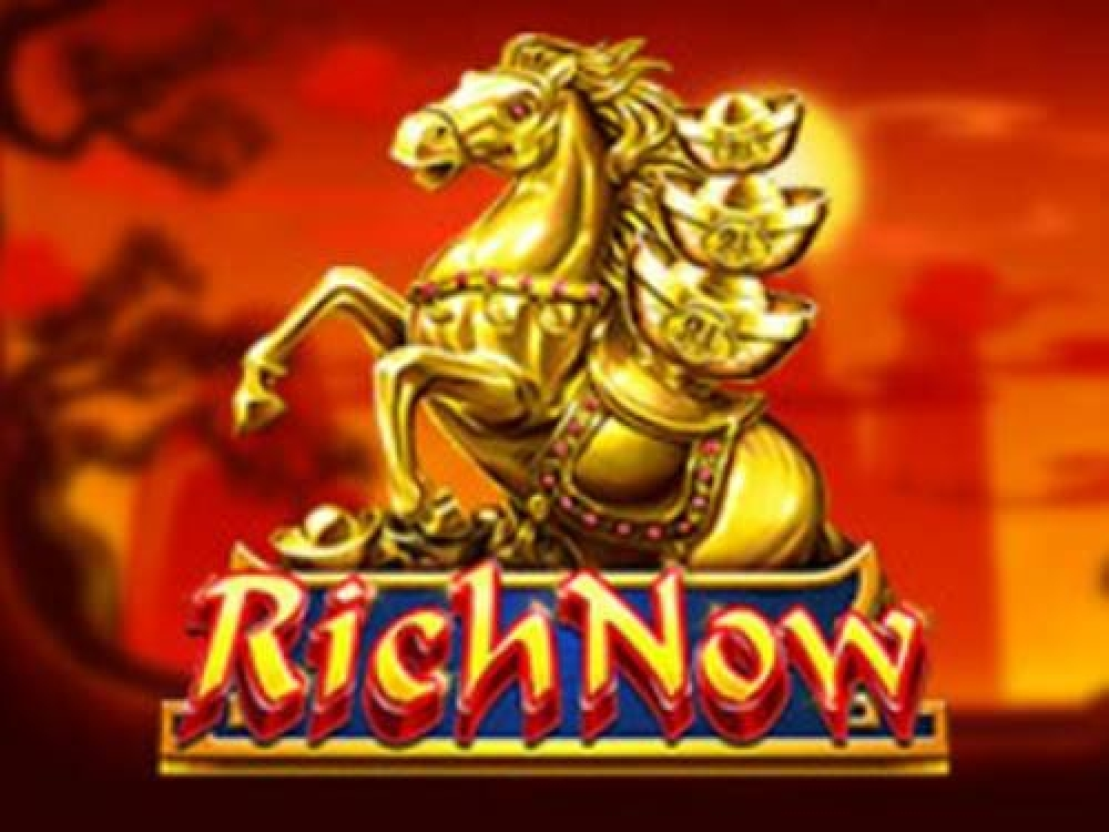 The Rich now Online Slot Demo Game by Dragoon Soft