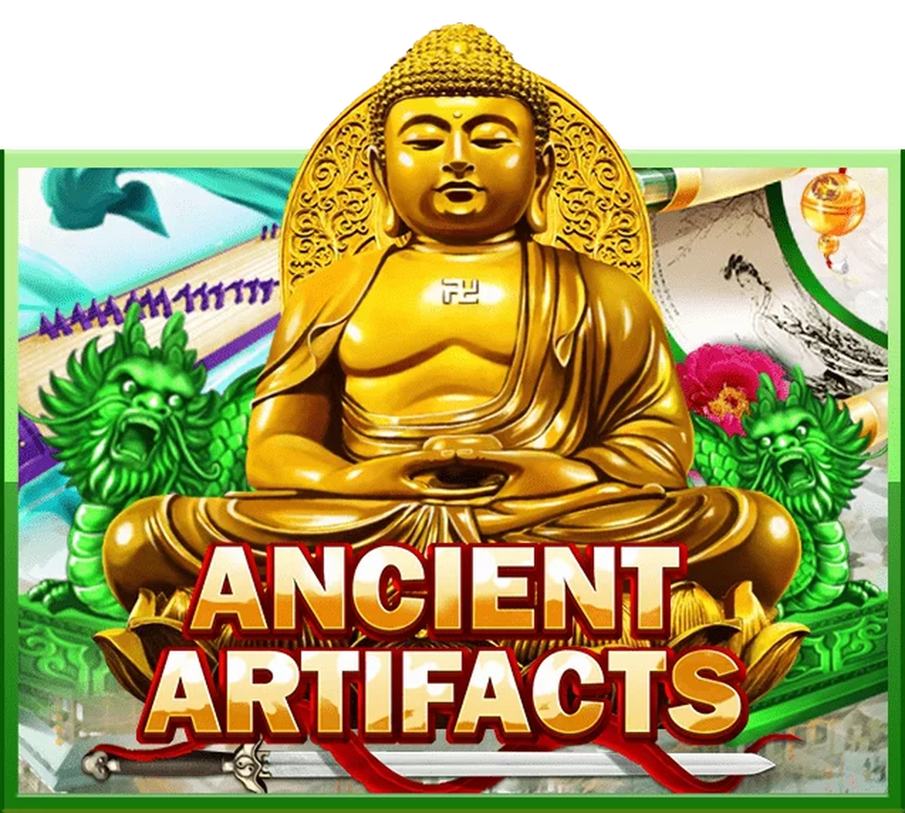 The Ancient Artifacts Online Slot Demo Game by EAgaming