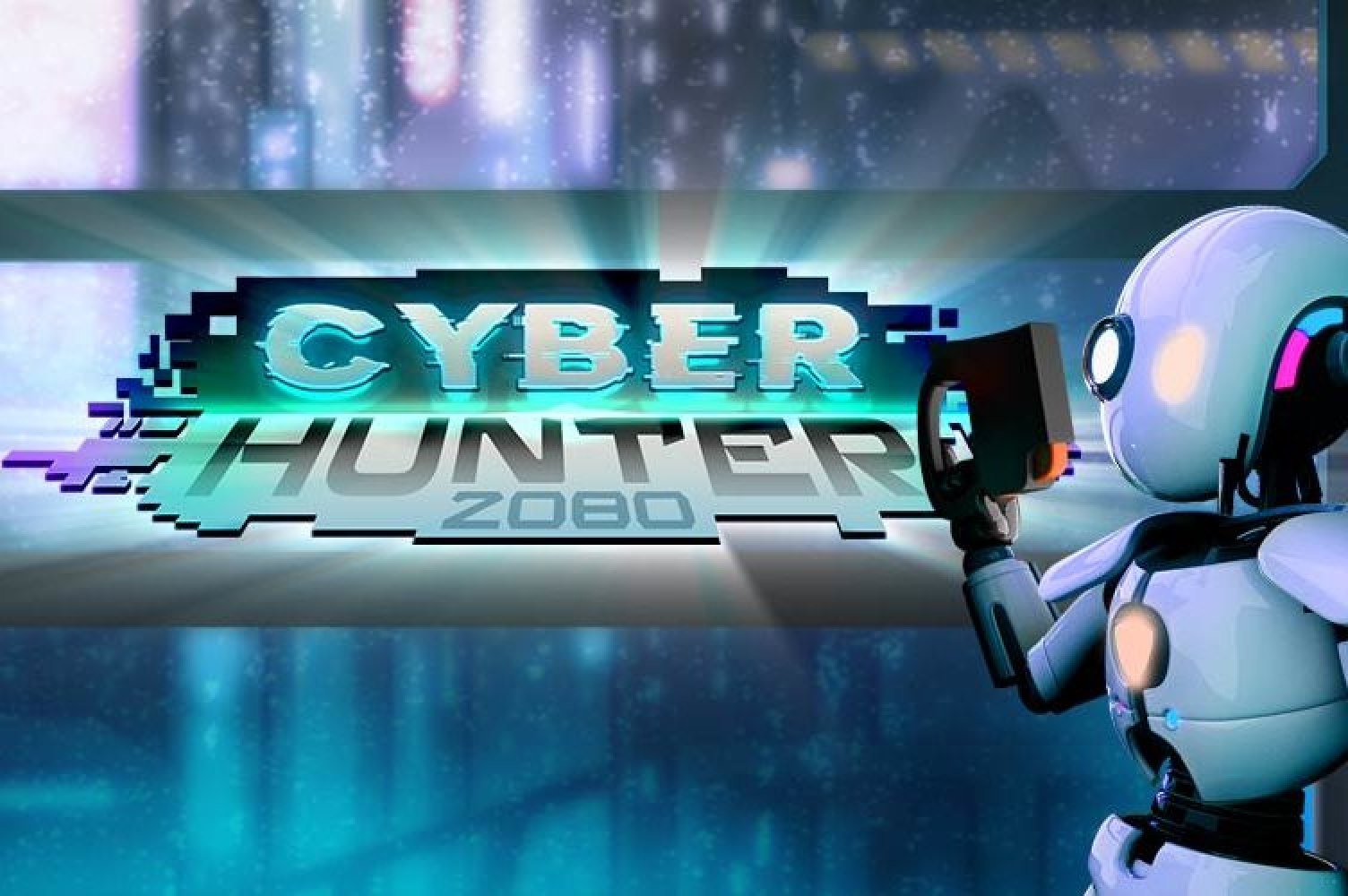 The Cyber Hunter 2080 Online Slot Demo Game by FunFair
