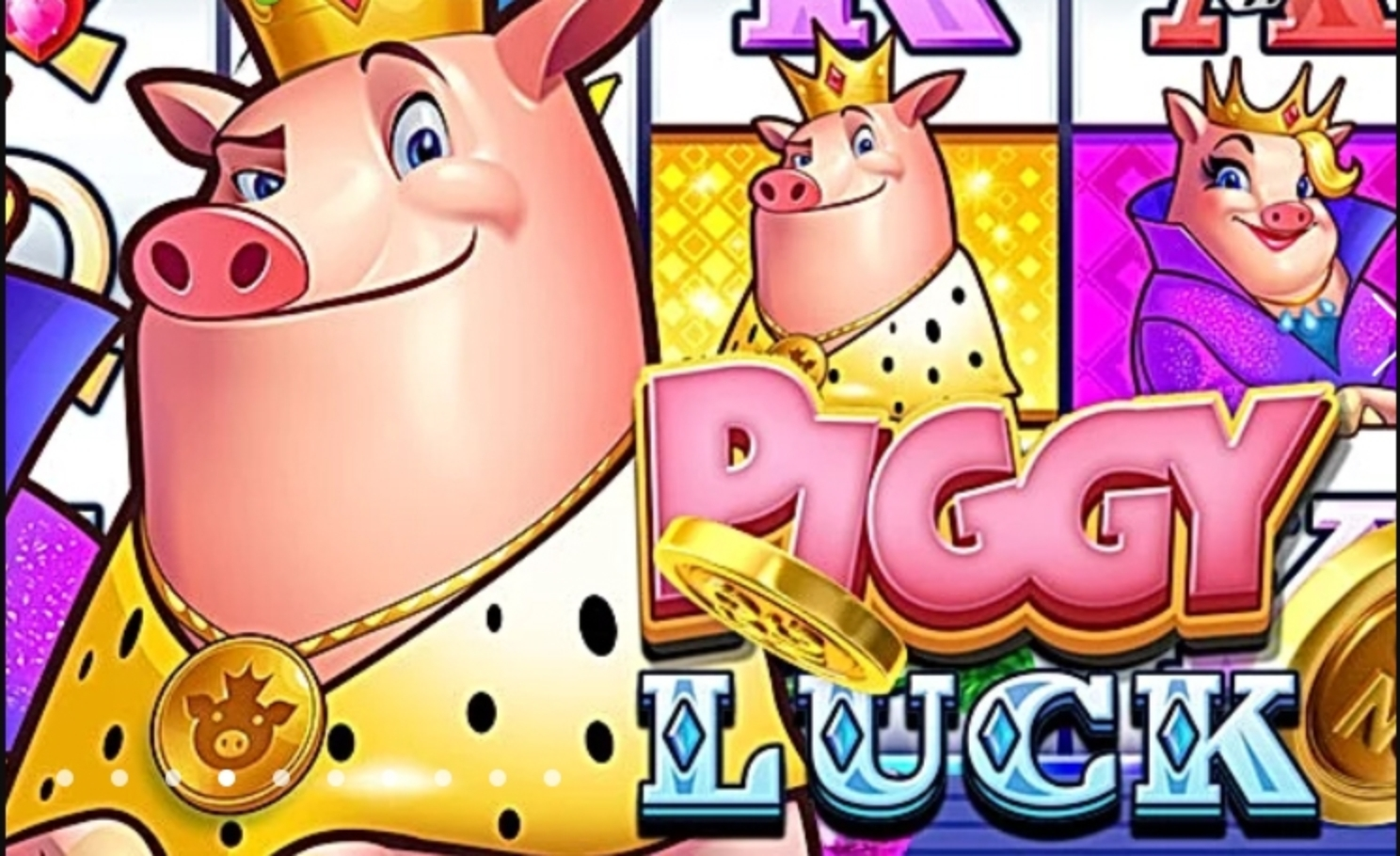 The Piggy Luck Online Slot Demo Game by GONG Gaming Technologies