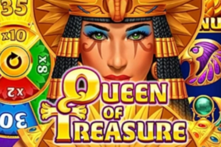 The Queen of Treasure Online Slot Demo Game by GONG Gaming Technologies