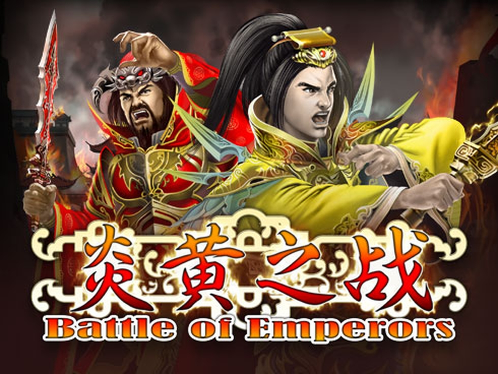 The Battle of Emperors Online Slot Demo Game by Gamatron