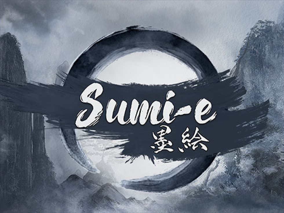 The Sumi-E Online Slot Demo Game by Gamatron