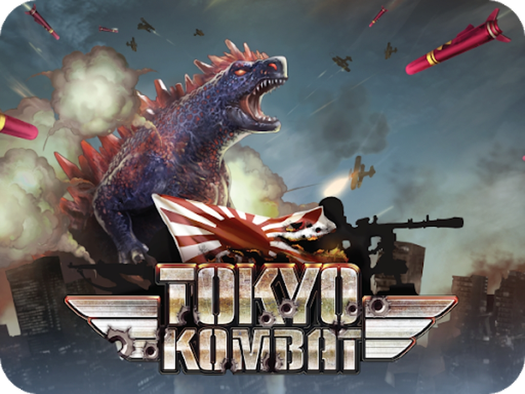 The Tokyo Kombat Online Slot Demo Game by Gamatron