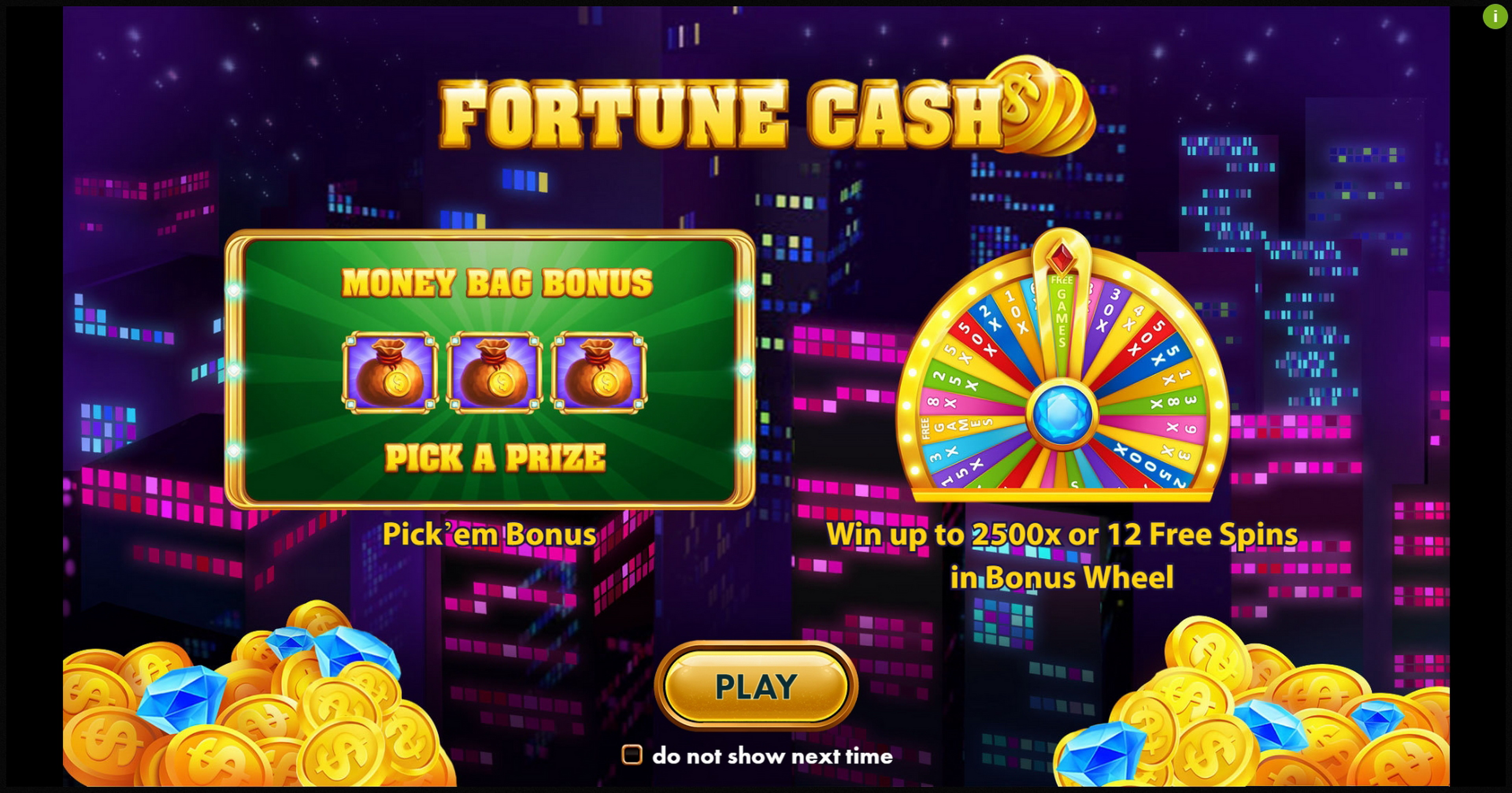 Play Fortune Cash Free Casino Slot Game by NetGame