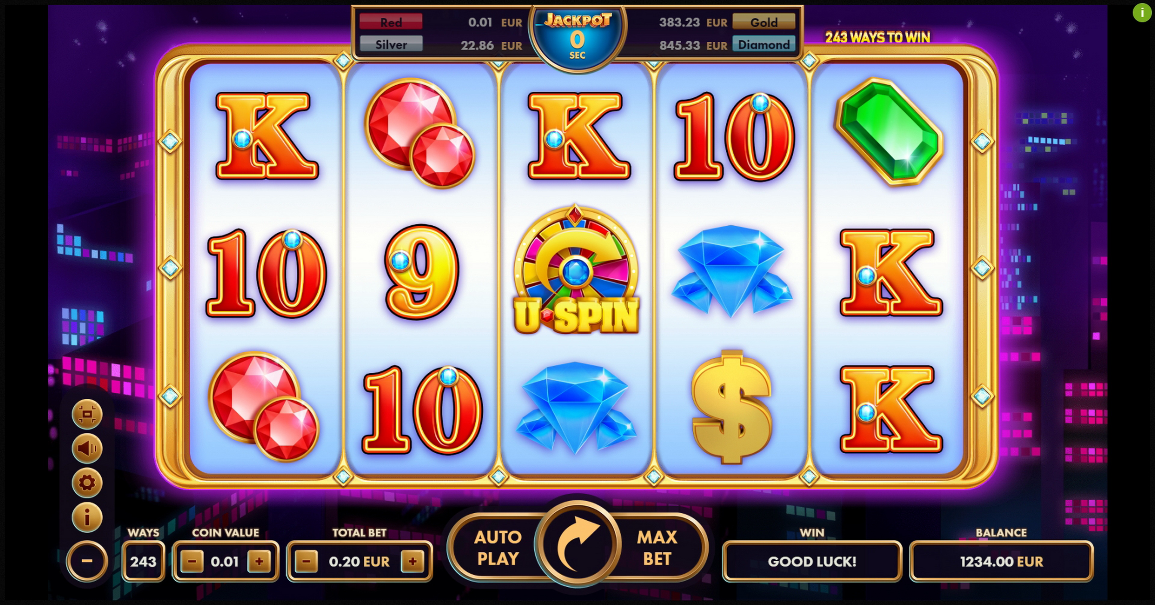 Reels in Fortune Cash Slot Game by NetGame