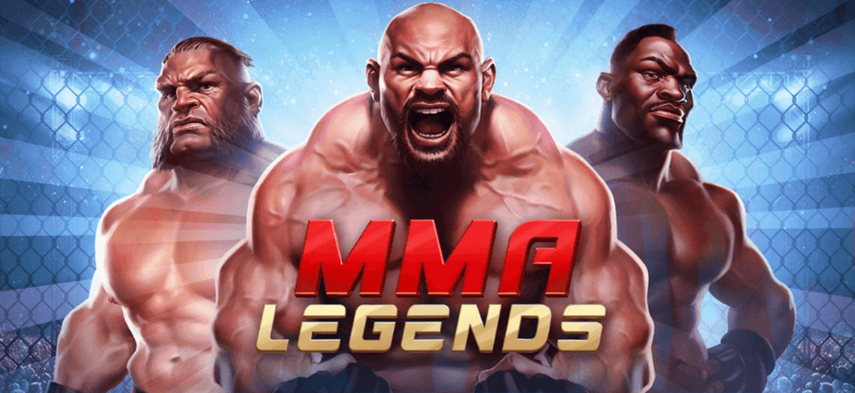 The MMA Legends Online Slot Demo Game by NetGame