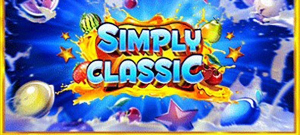 Reels in Simply Classic Slot Game by Playreels