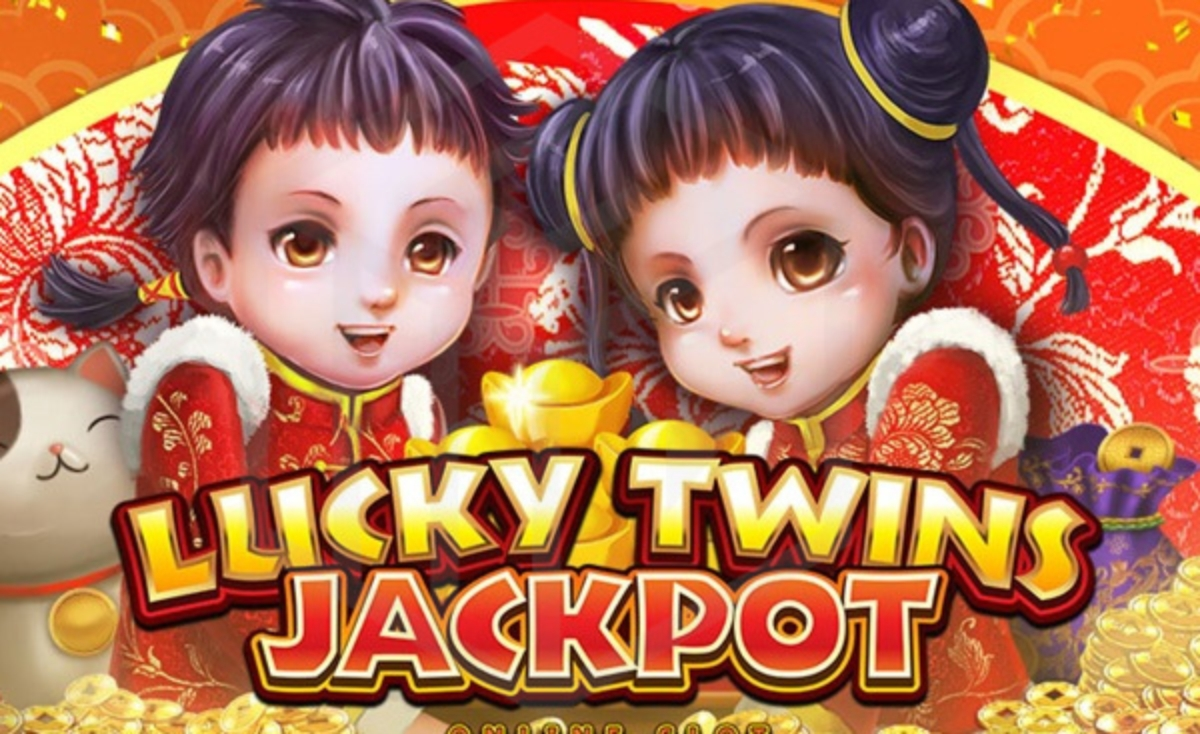 Win Money in Lucky Twins Jackpot Free Slot Game by Pulse 8 Studios
