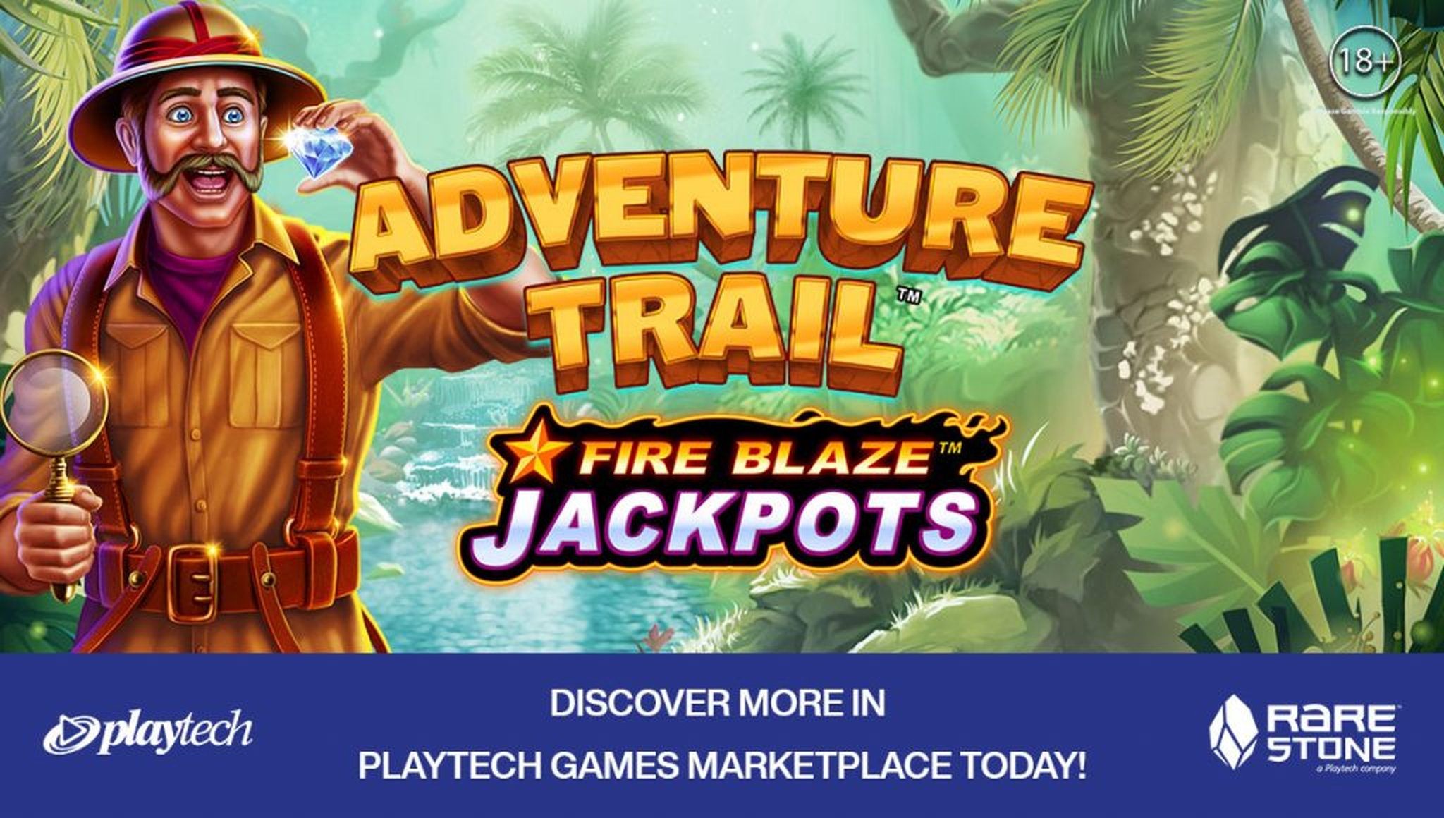 The Adventure Trail Online Slot Demo Game by Rarestone Gaming