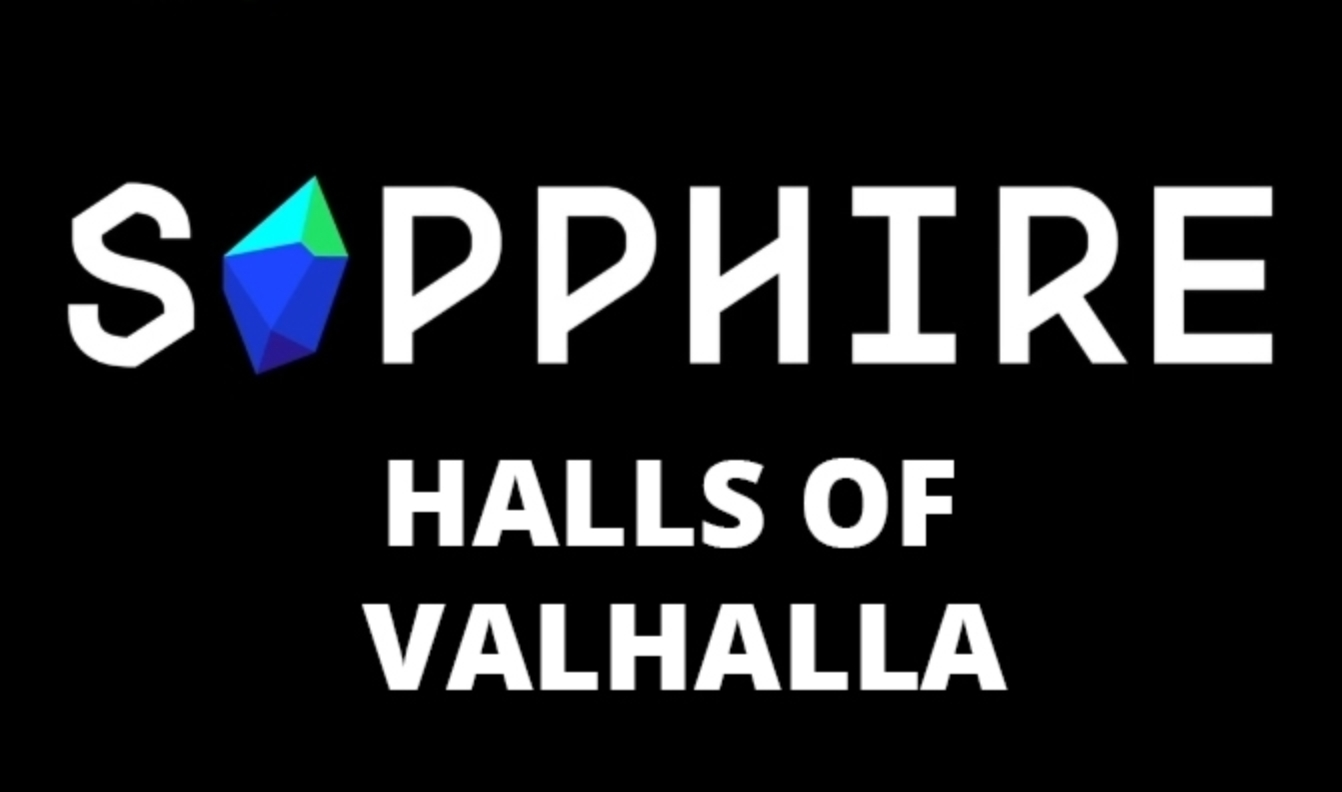 The Halls of Valhalla Online Slot Demo Game by Sapphire Gaming