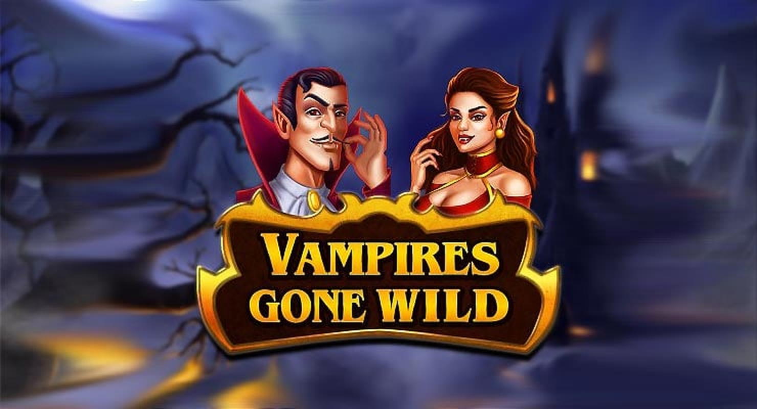 The Vampires Gone Wild Online Slot Demo Game by Shock