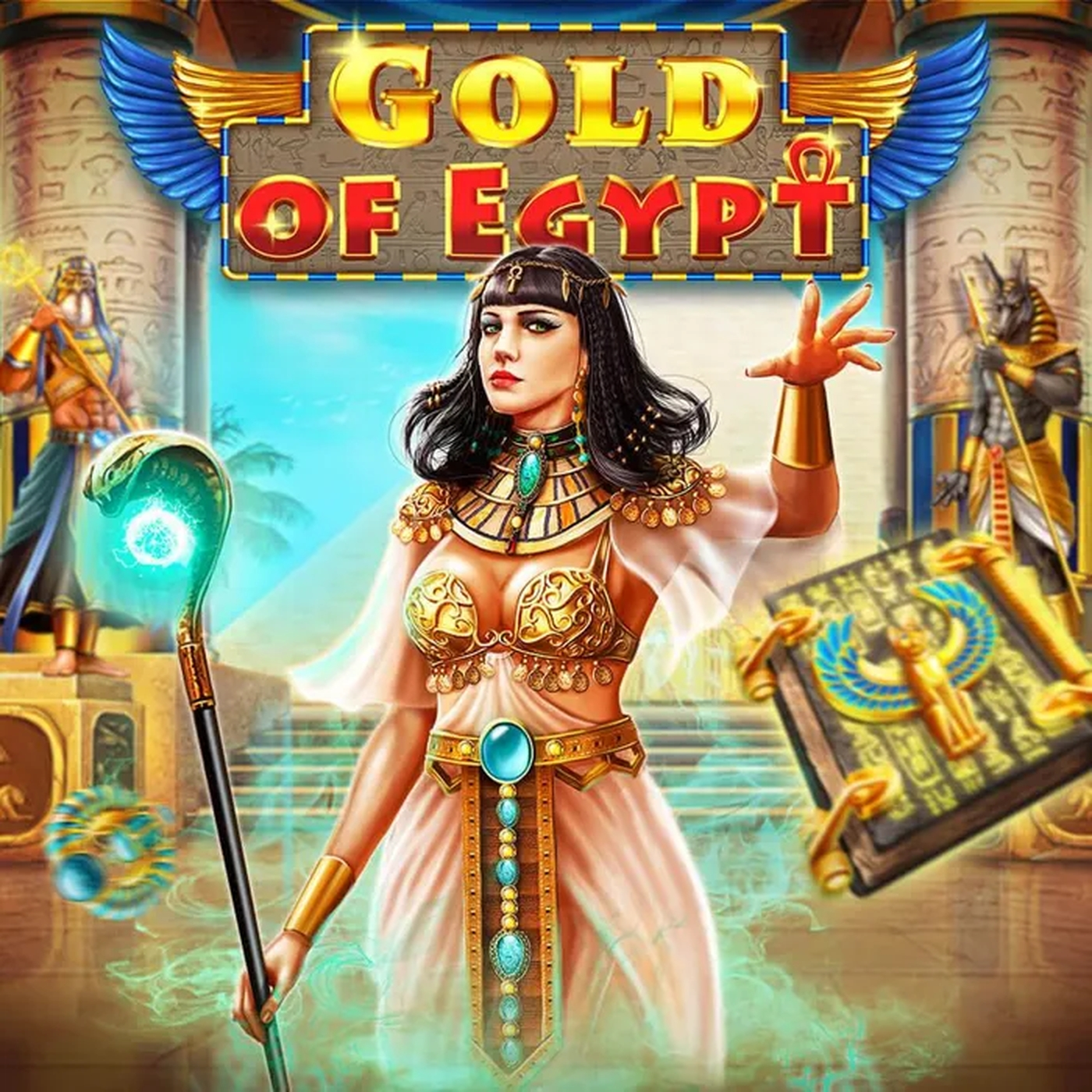 The Gold of Egypt (SimplePlay) Online Slot Demo Game by SimplePlay