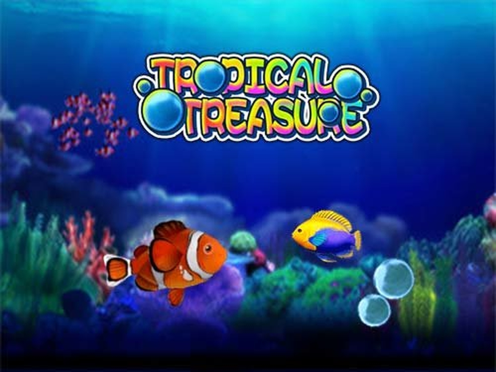 The Tropical Treasure Online Slot Demo Game by SimplePlay