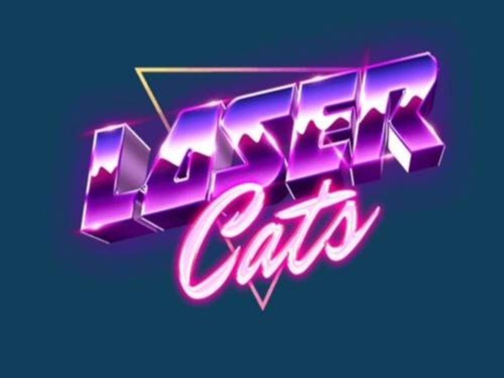 Win Money in Laser Cats Free Slot Game by Swintt
