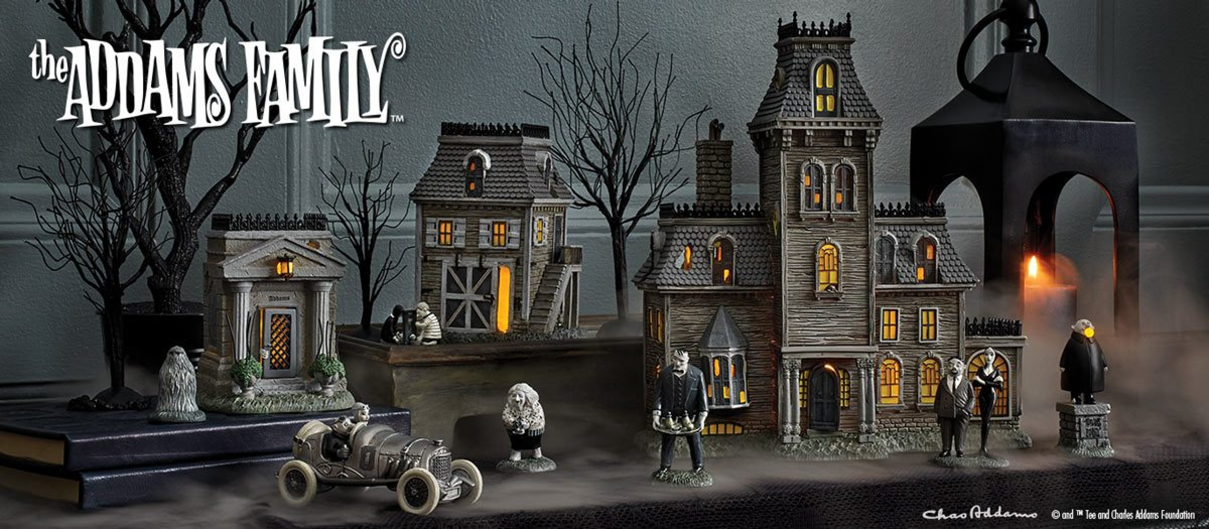 The The Addams House Online Slot Demo Game by X Play