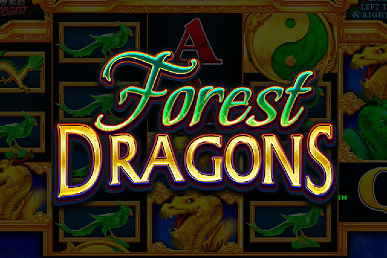 The Forest Dragons Online Slot Demo Game by AGS