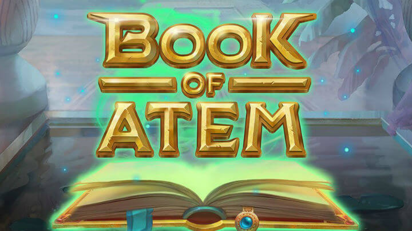 The Book of Atem Online Slot Demo Game by All41 Studios