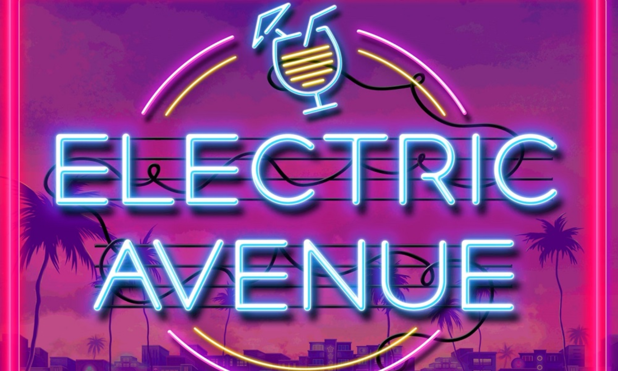 The Electric Avenue Online Slot Demo Game by All41 Studios