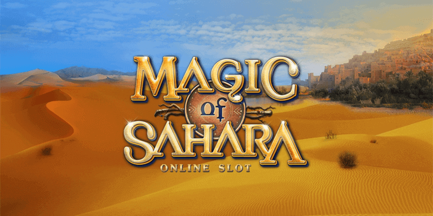 The Magic of Sahara Online Slot Demo Game by All41 Studios