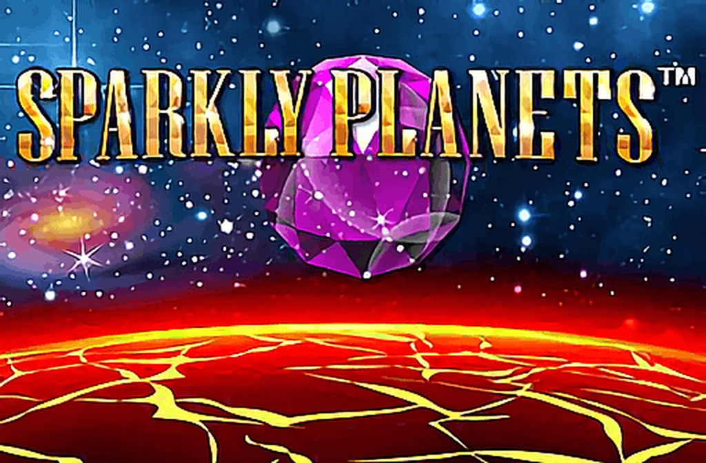 The Sparkly Planets Online Slot Demo Game by Allbet Gaming