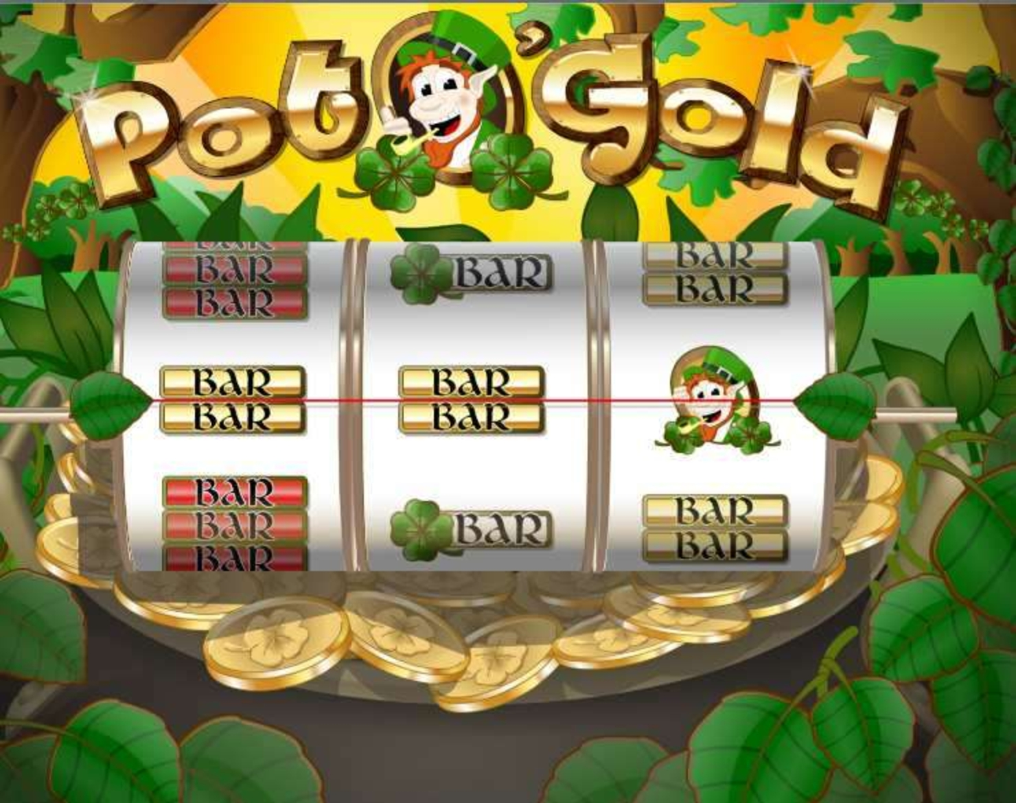 The Pot O' Gold (Amaya) Online Slot Demo Game by Amaya