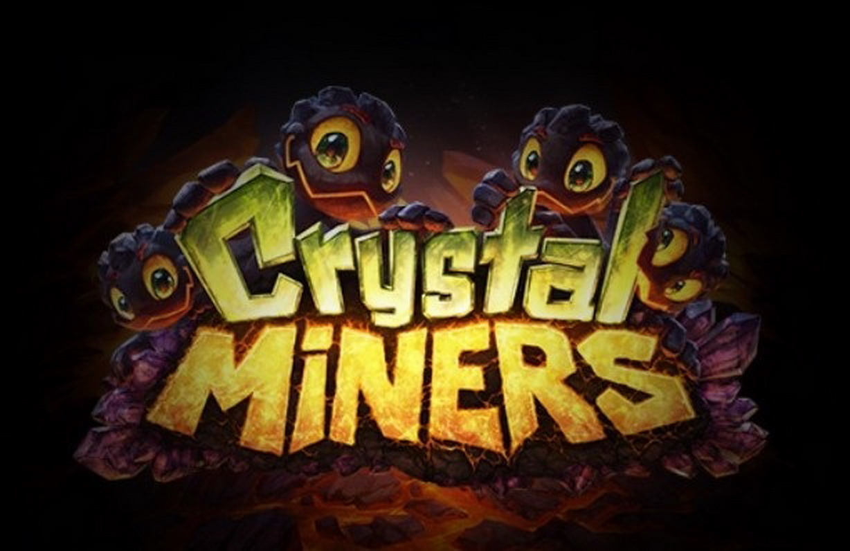 The Crystal Miners Online Slot Demo Game by Apollo Games