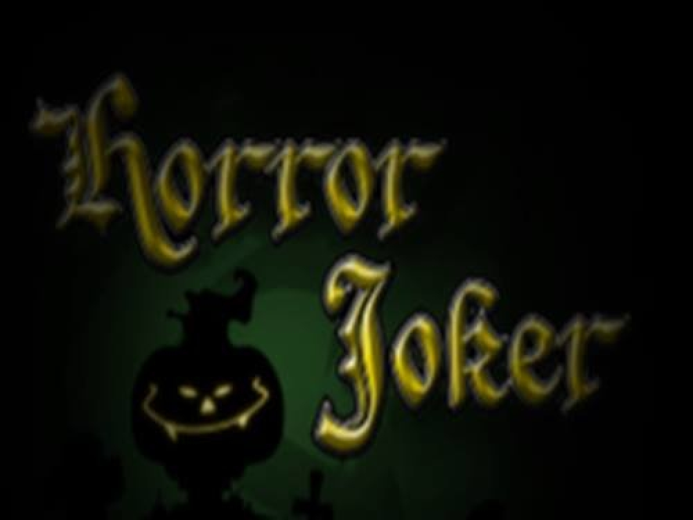 The Horror Joker	 Online Slot Demo Game by Apollo Games