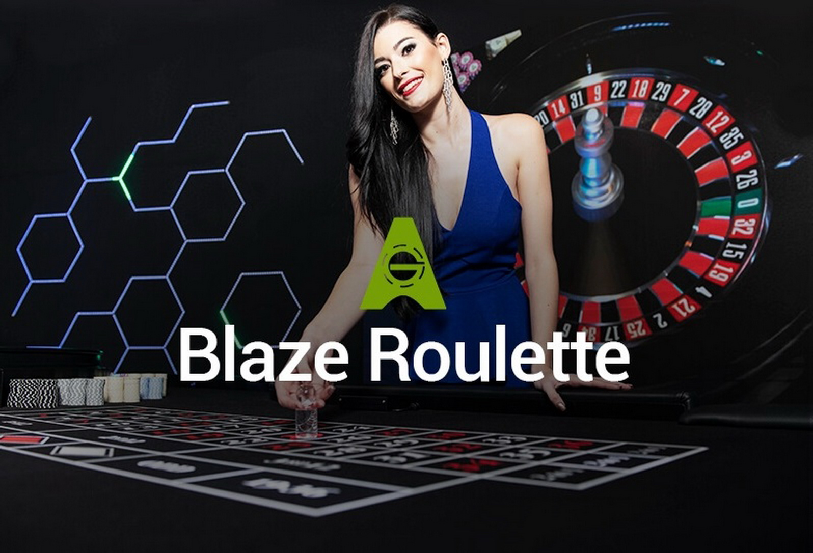 The Blaze Roulette	 Online Slot Demo Game by Authentic Gaming