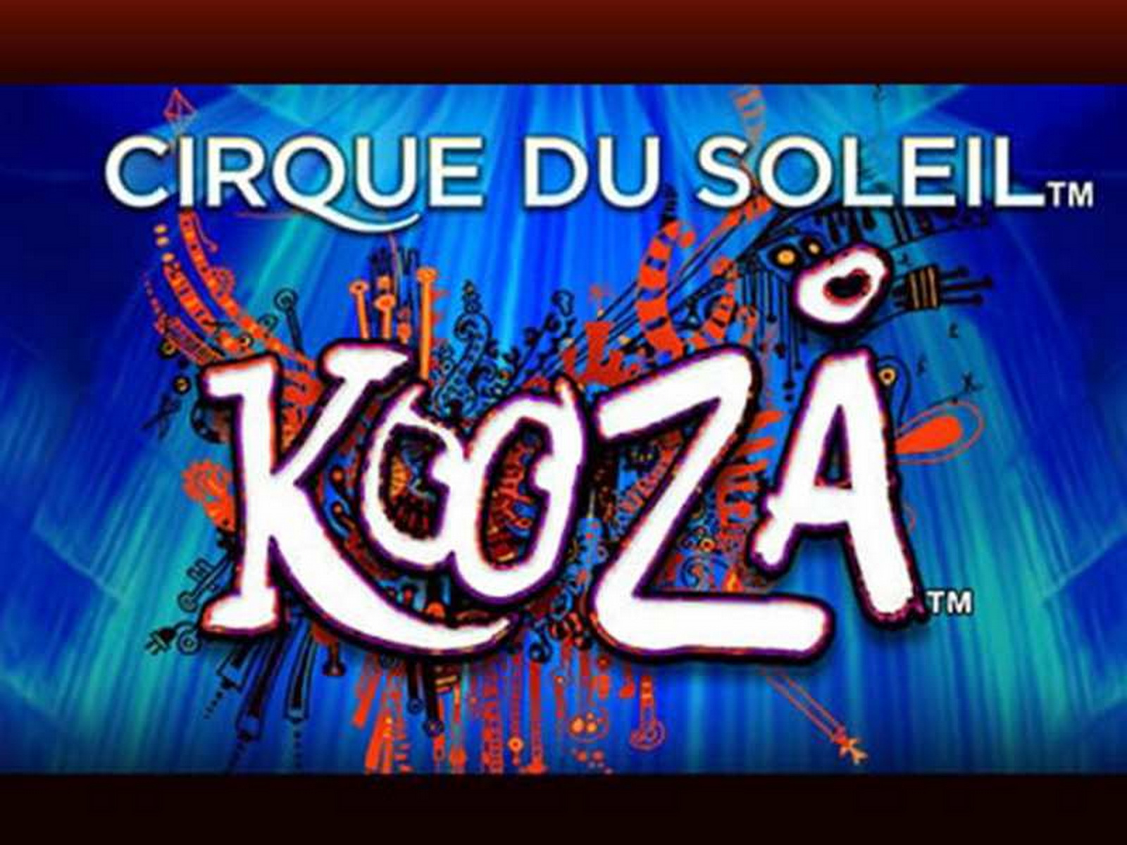 The Cirque Du Soleil Kooza Online Slot Demo Game by Bally