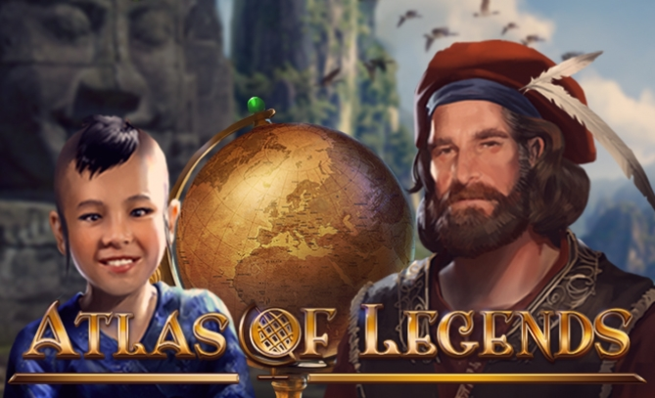 The Atlas of Legends Online Slot Demo Game by Bally Wulff