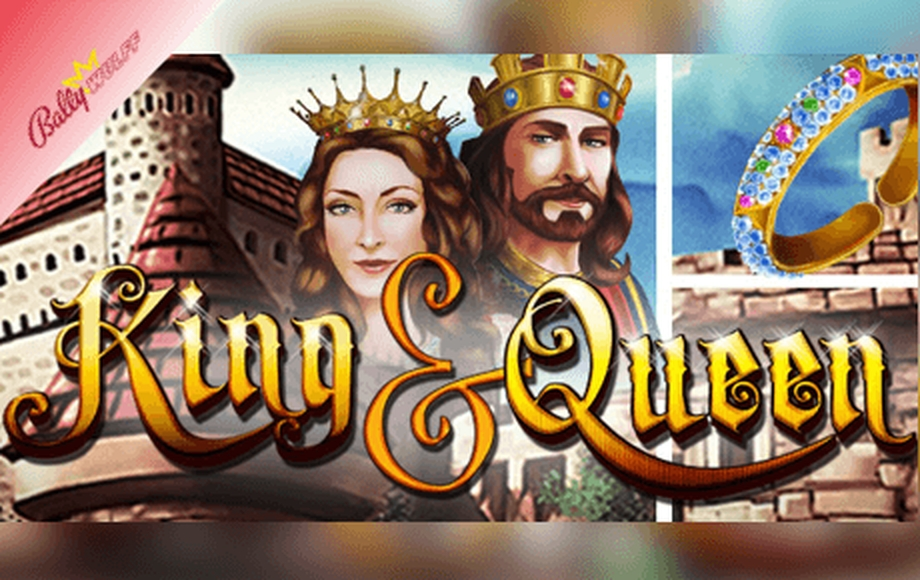 The King and Queen Online Slot Demo Game by Bally Wulff