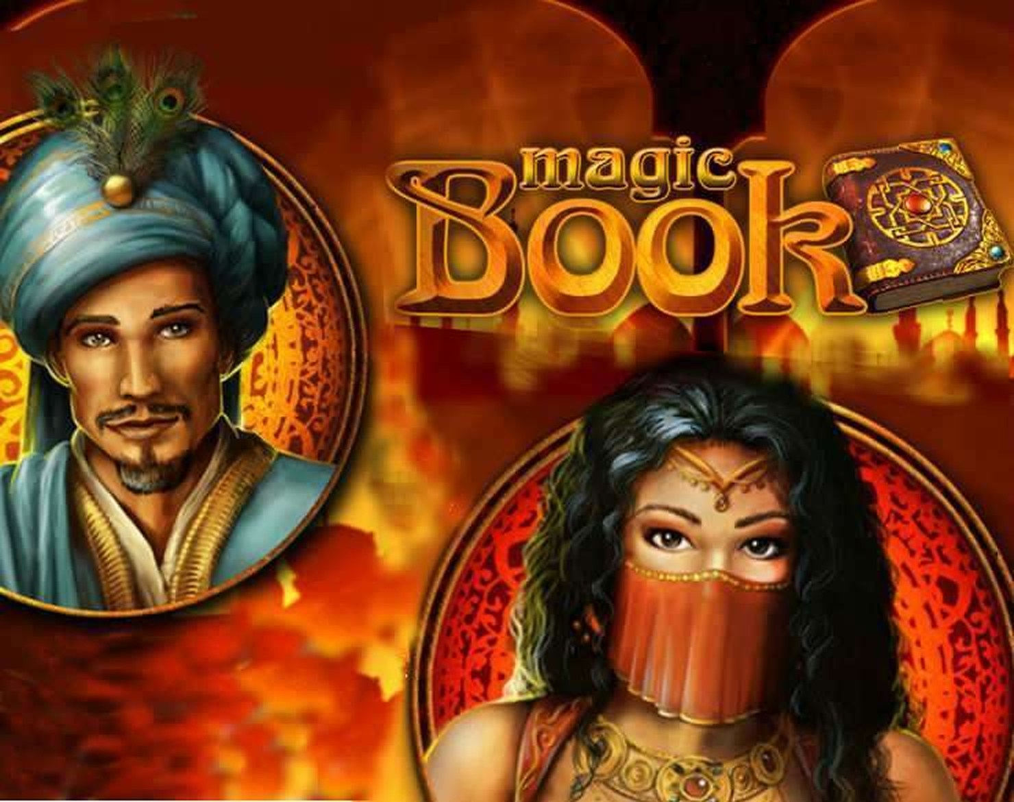 The Magic Book Online Slot Demo Game by Bally Wulff
