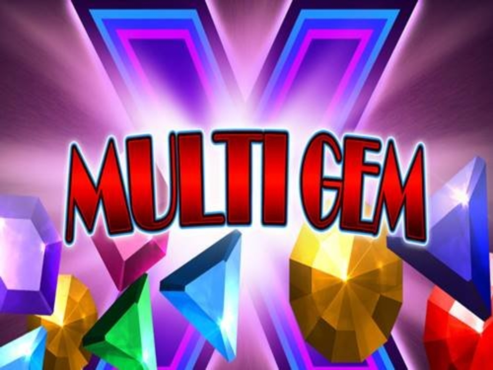 The Multi Gem Online Slot Demo Game by Bally Wulff
