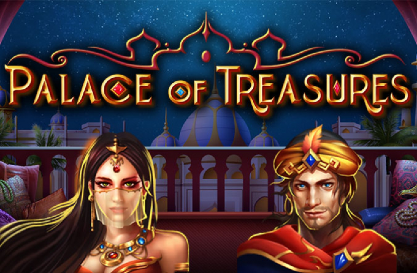 The Palace of Treasures Online Slot Demo Game by Bally Wulff