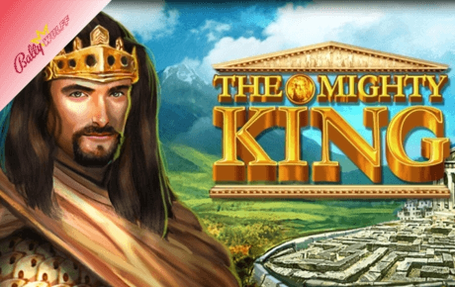 The The Mighty King Online Slot Demo Game by Bally Wulff