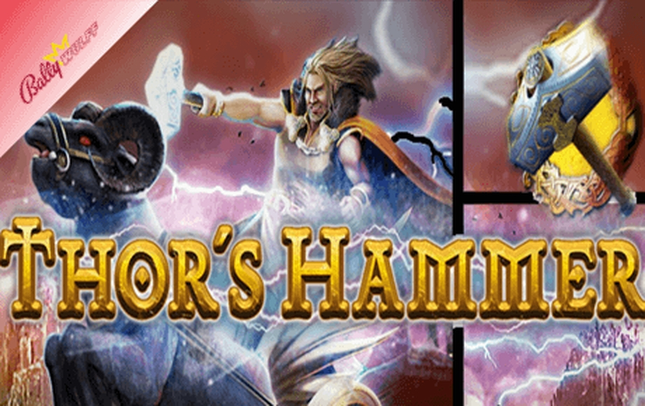The Thor's Hammer Online Slot Demo Game by Bally Wulff