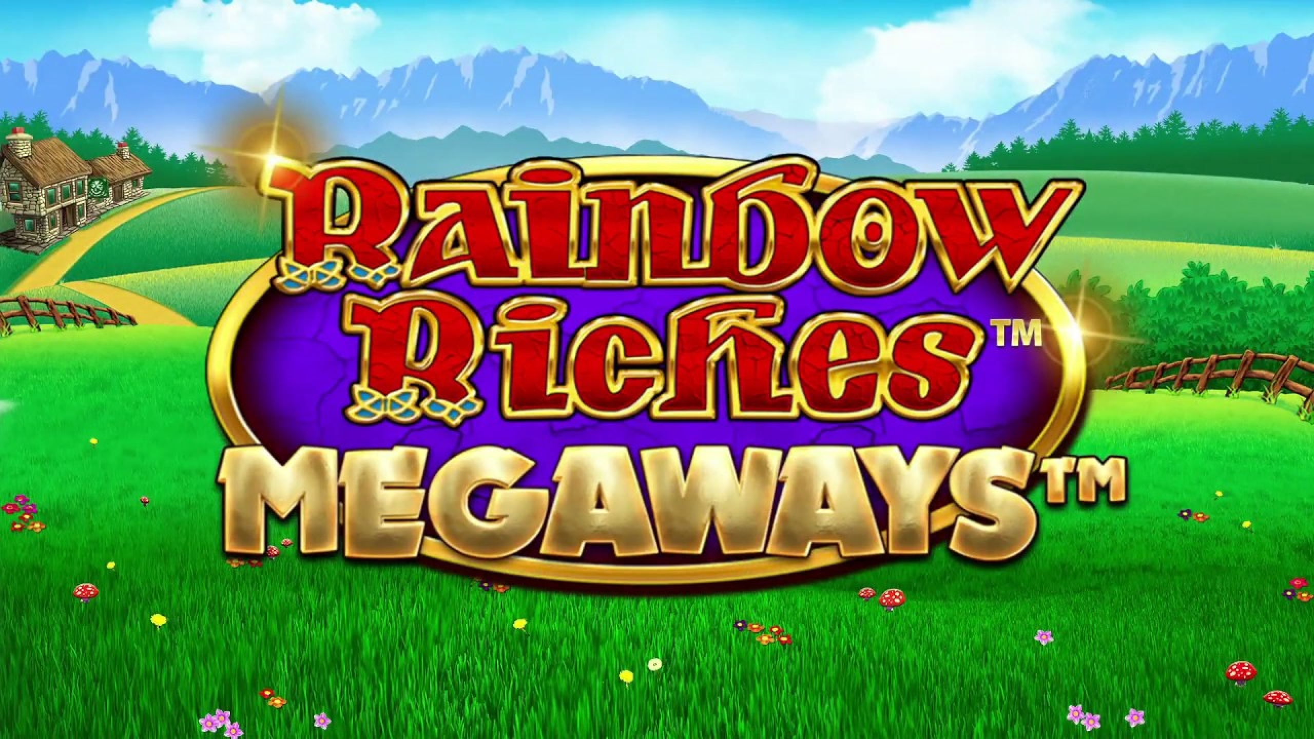 The Rainbow Riches Megaways Online Slot Demo Game by Barcrest