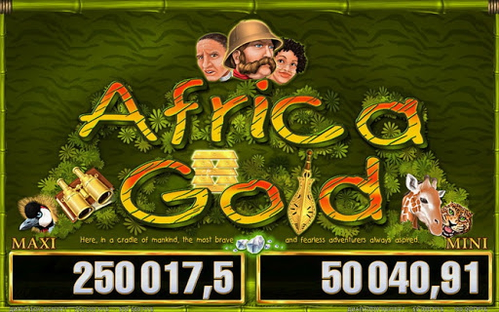 The Africa Gold Luxe Online Slot Demo Game by Belatra Games
